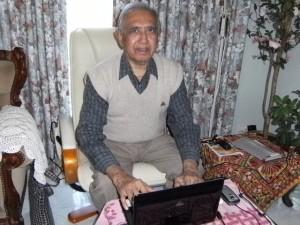 Pravin Vaghani creator of  Jeevan Dhara Concept